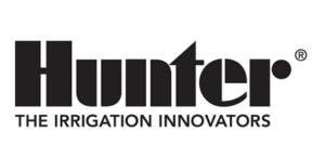 hunter logo irrigation