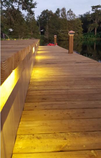 lighting installation 6