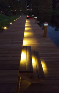 lighting installation 7