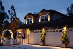 low voltage landscape lighting