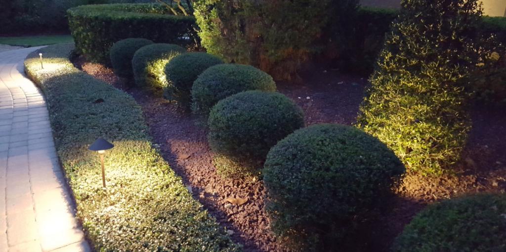 landscape lighting path light