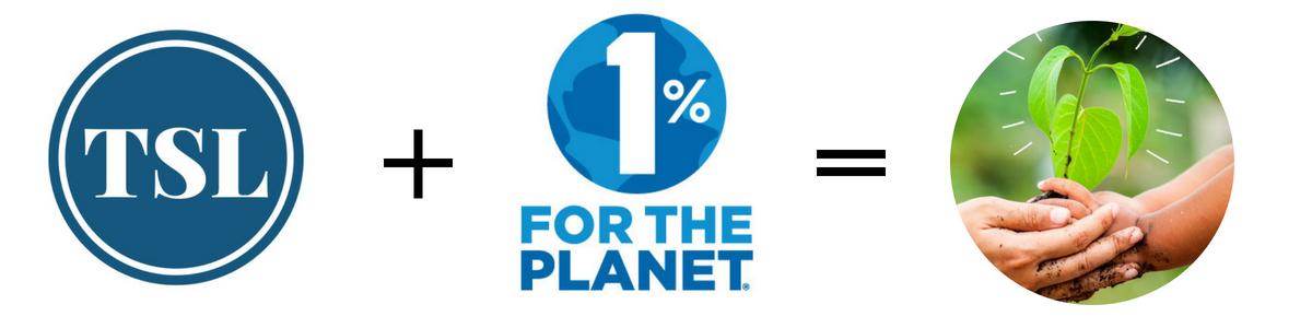 one percent web banner