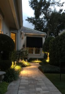 low voltage landscape lighting path lighting